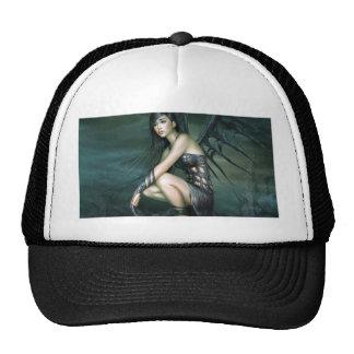 dragon fairy trucker hat