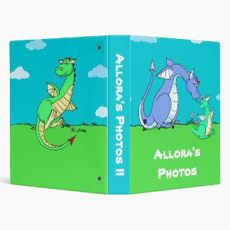 Dragon Family Photo Binder