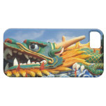 Dragón famoso en el chalet del par del Haw en iPhone 5 Carcasa