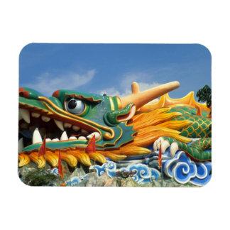 Dragón famoso en el chalet del par del Haw en Sing Iman Flexible