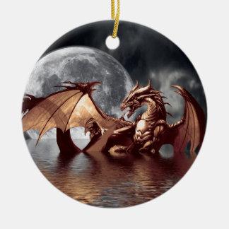Dragon Fantasy Tree Ornament