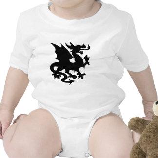 Dragon Fantasy Baby Bodysuit