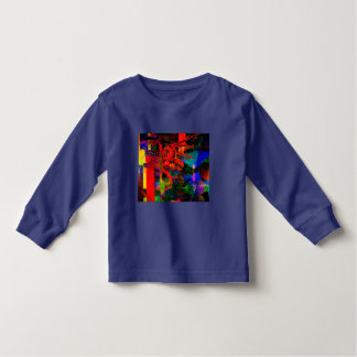 Dragon Fantsy Collage100_2751 Toddler T-shirt