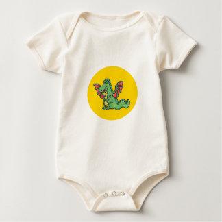 Dragón feliz, camiseta infantil