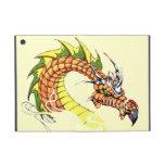 Dragón feroz iPad mini coberturas