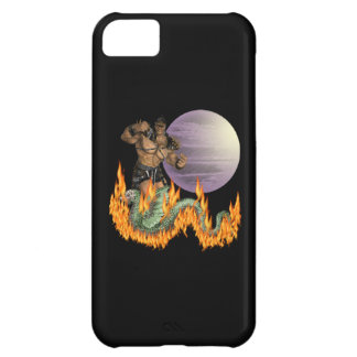 Dragon Fighter Cover For iPhone 5C