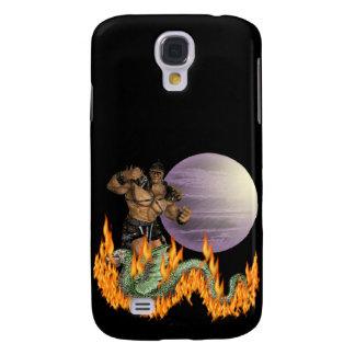 Dragon Fighter Galaxy S4 Case