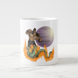 Dragon Fighter Mug (3) styles