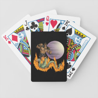Dragon Fighter Playing Cards