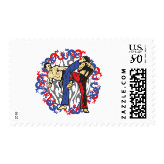 Dragon Fighters Postage