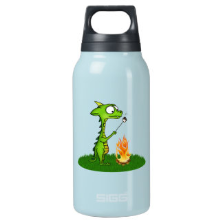 Dragon Fire Insulated Water Bottle