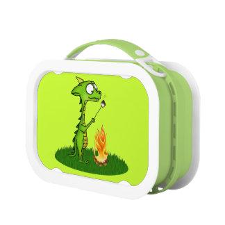 Dragon Fire Lunch Box