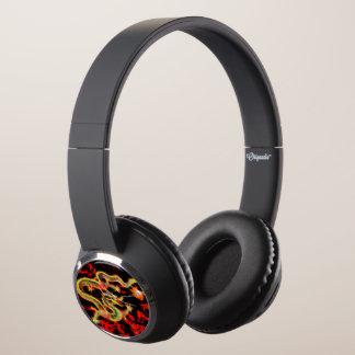 Dragon Fire on Lucky Energy Headphones
