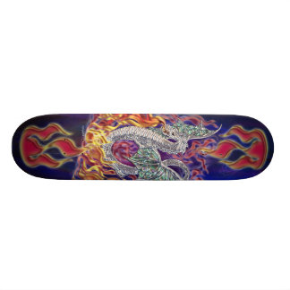 Dragon Fire skateboard