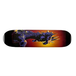 Dragon Fire Skateboard Deck