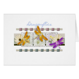 dragon flies Card