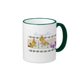 dragon flies ringer mug