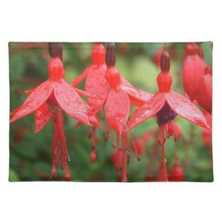 Dragon Flower American MoJo Placemat