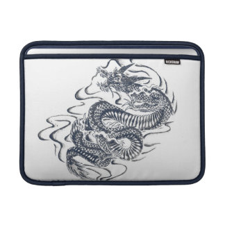 Dragon fly english sleeves for MacBook air