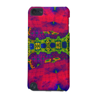 DRAGON FLY FLOWERS MANDELBULB FRACTAL 3D. IMG iPod TOUCH (5TH GENERATION) COVER