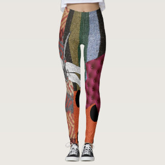 Dragon Fly Leggings
