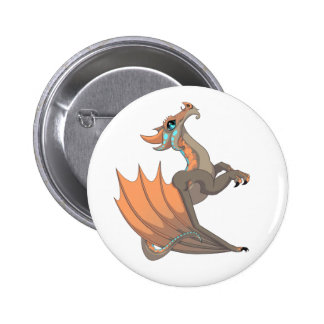 Dragon for Bianca Pinback Button