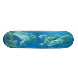 Dragon Form - cricketdiane skateboard deck