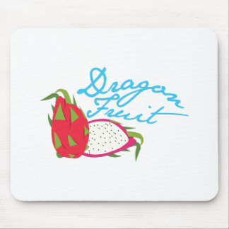 Dragon Fruit Mouse Pad