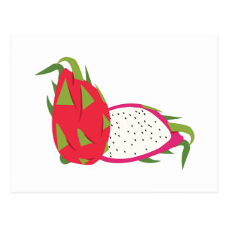 Dragon Fruit Postcard