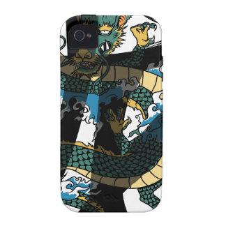 Dragón Funda Para iPhone 4