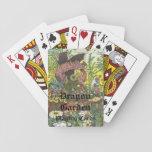 Dragon Garden Playing Cards