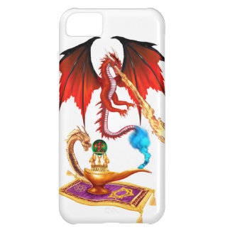 DRAGON GENIE COVER FOR iPhone 5C