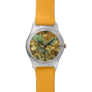 Dragon & Gold Treasure Fantasy Design Watch
