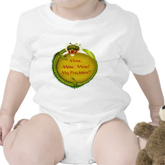Dragon & Golden Egg Baby Bodysuits