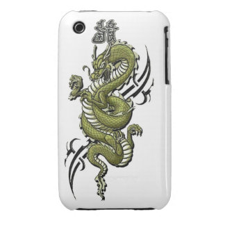 Dragon - Green Case mate case