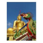 dragon guard postcard