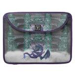 "Dragon Guarding Castle 15"" MacBook Sleeve Sleeve For MacBook Pro"