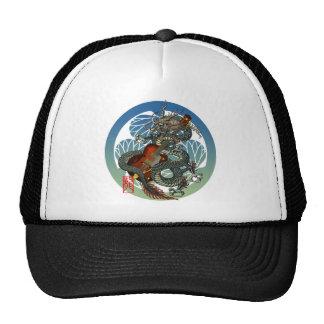Dragon Guitar 02 Trucker Hats