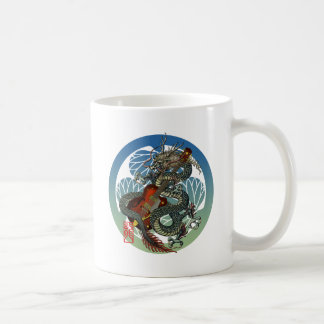 Dragon Guitar 02 Coffee Mug