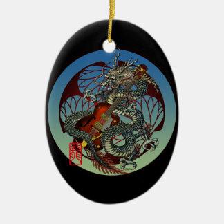 Dragon Guitar 02 Ornaments