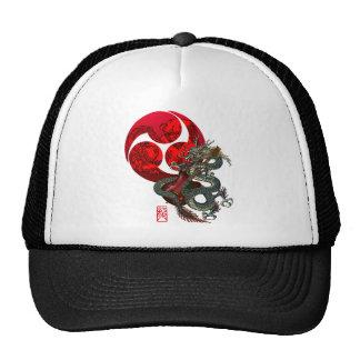 Dragon Guitar Tomoe Trucker Hat