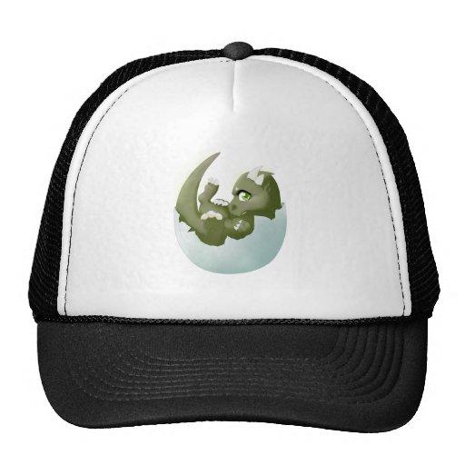 Dragon hatchling trucker hat