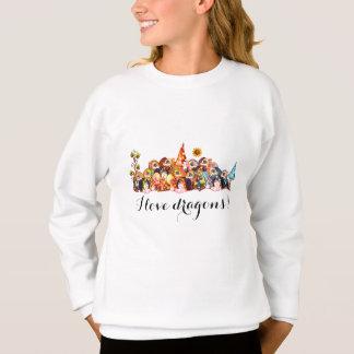 Dragon Hatchlings Brood Sweatshirt