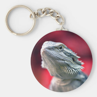 Dragon Head Keychain