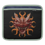 Dragon Head - Red Sleeve For iPads