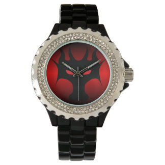 Dragon Head Silhouette Watches