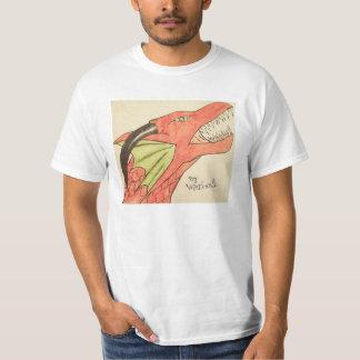 dragon head tshirt