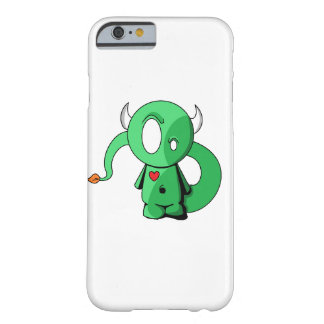 Dragon Heart Bandit Barely There iPhone 6 Case