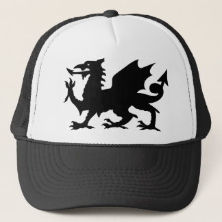 Dragon Heraldry Trucker Hat