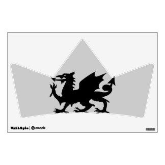 Dragon Heraldry Wall Decal